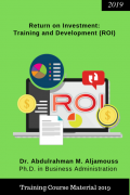 Return on investment (ROI) for training