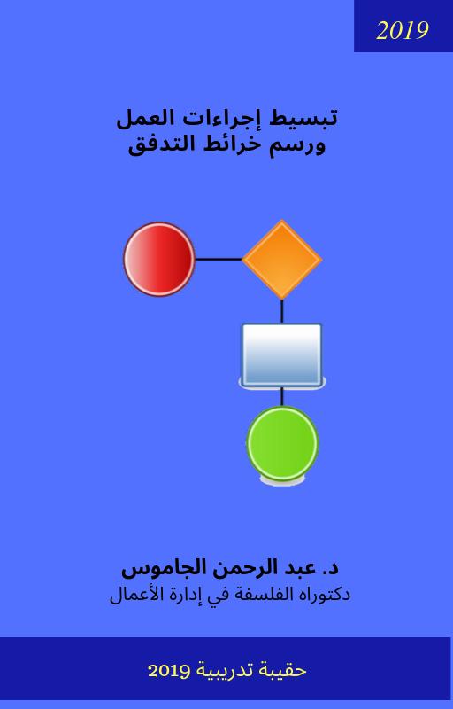 تبسيط إجراءات العمل ورسم خرائط التدفق
