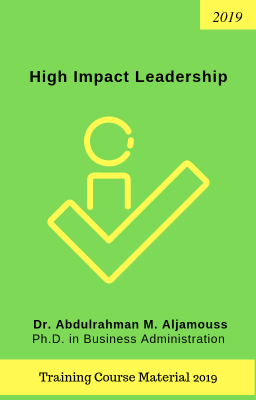 High Impact Leadership